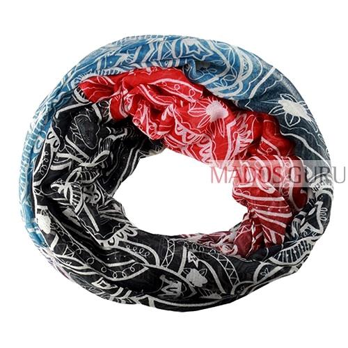 Womens scarf MSL954 Paveikslėlis 1 iš 1 30063100832