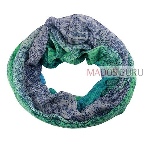 Womens scarf MSL972 Paveikslėlis 1 iš 1 30063100850