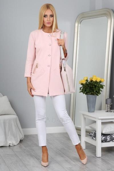 Moteriškas švarkas Keelin (rožinės spalvos) Paveikslėlis 1 iš 3 310820035565