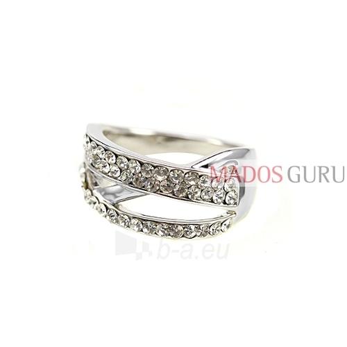 Moteriškas žiedas Z607 Paveikslėlis 1 iš 1 30070202350