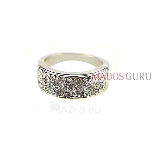Moteriškas žiedas Z608 Paveikslėlis 1 iš 1 30070202351
