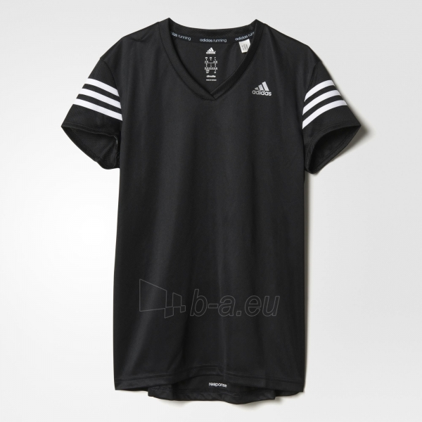 Moteriški bėgiojimo marškinėliai adidas AA5659 Paveikslėlis 2 iš 3 250940000335