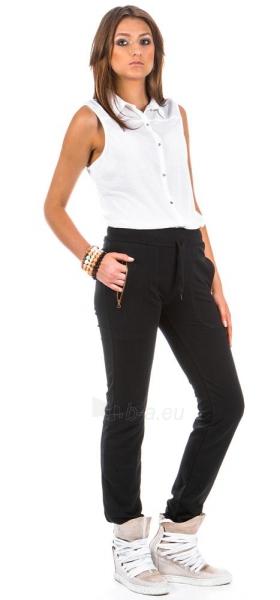 Moteriškos kelnės Aba (juodos spalvos) Paveikslėlis 1 iš 2 310820032887