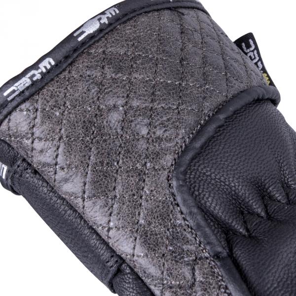 Moteriškos odinės moto pirštinės W-TEC Chermna GID-16028 Paveikslėlis 2 iš 7 310820218055