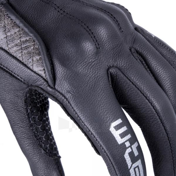 Moteriškos odinės moto pirštinės W-TEC Chermna GID-16028 Paveikslėlis 5 iš 7 310820218055