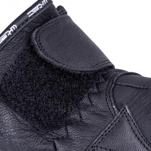 Moteriškos odinės moto pirštinės W-TEC Chermna GID-16028 Paveikslėlis 6 iš 7 310820218055