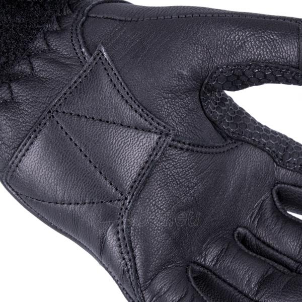 Moteriškos odinės moto pirštinės W-TEC Chermna GID-16028 Paveikslėlis 7 iš 7 310820218055