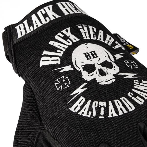Moto pirštinės W-TEC Black Heart Radegester Paveikslėlis 2 iš 5 310820218063