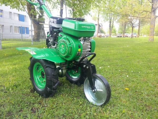 Motoblokas GREEN C5 Paveikslėlis 7 iš 8 264200000160