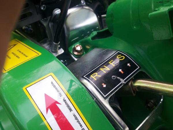 Motoblokas GREEN C5 Paveikslėlis 8 iš 8 264200000160