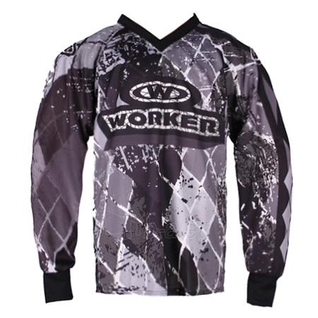 Motociklininko džemperis WORKER T-junior Paveikslėlis 1 iš 5 301251000001