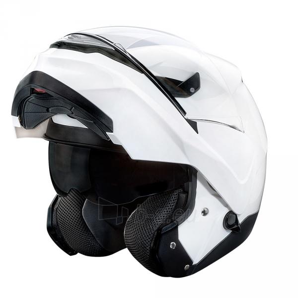 Motociklininko šalmas  Premier Voyager Paveikslėlis 4 iš 6 30093000027