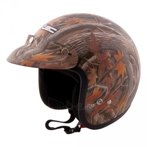 Motociklininko šalmas W-TEC AP-75 Camouflage Pattern Paveikslėlis 1 iš 9 310820011201