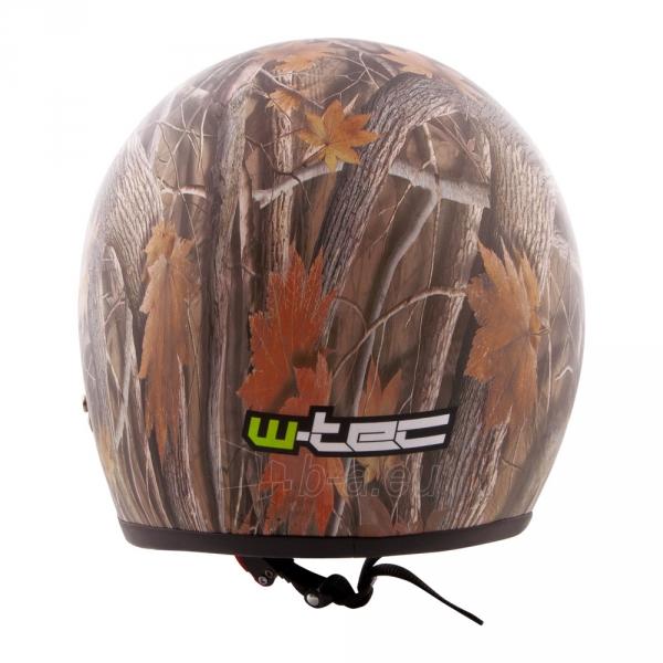 Motociklininko šalmas W-TEC AP-75 Camouflage Pattern Paveikslėlis 5 iš 9 310820011201