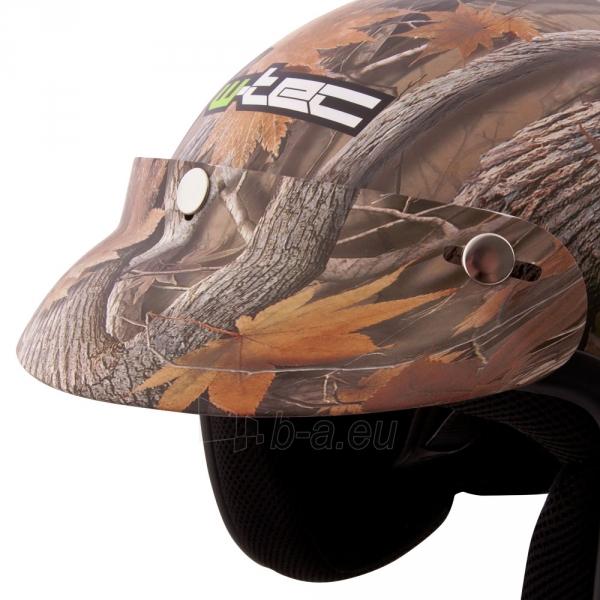 Motociklininko šalmas W-TEC AP-75 Camouflage Pattern Paveikslėlis 8 iš 9 310820011201