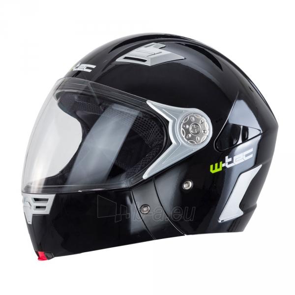 Motociklininko šalmas W-TEC V220 Paveikslėlis 1 iš 9 30093000050