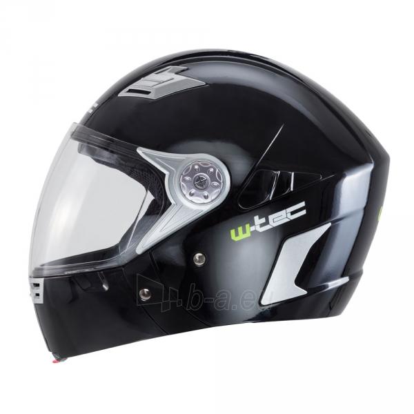 Motociklininko šalmas W-TEC V220 Paveikslėlis 9 iš 9 30093000050