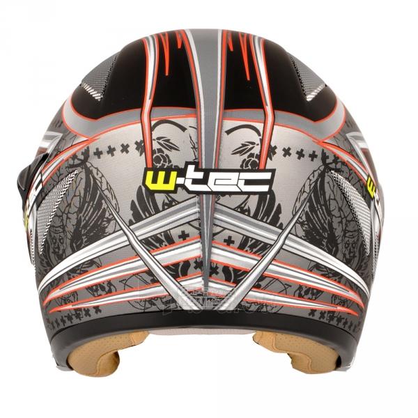 Motociklininko šalmas W-tec V529 Paveikslėlis 4 iš 9 30093000052