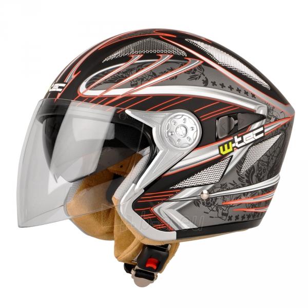 Motociklininko šalmas W-tec V529 Paveikslėlis 9 iš 9 30093000052