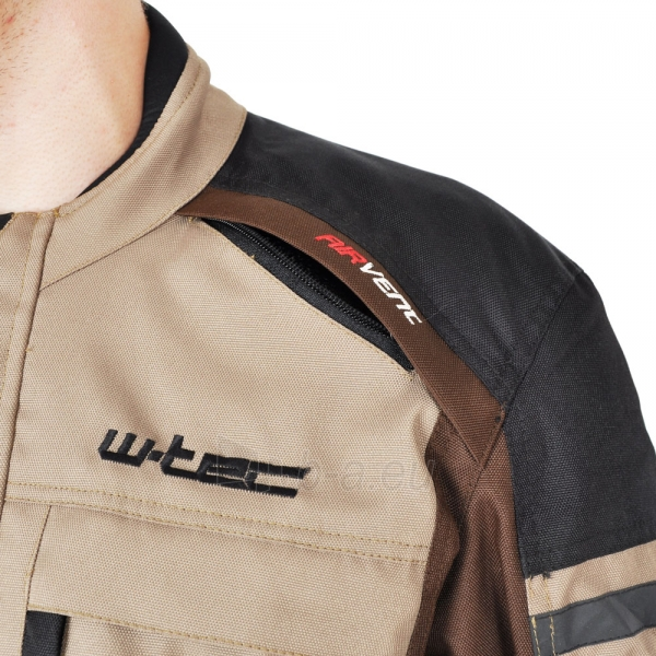 Motociklininko striukė W-TEC Boreas Paveikslėlis 2 iš 8 310820011820