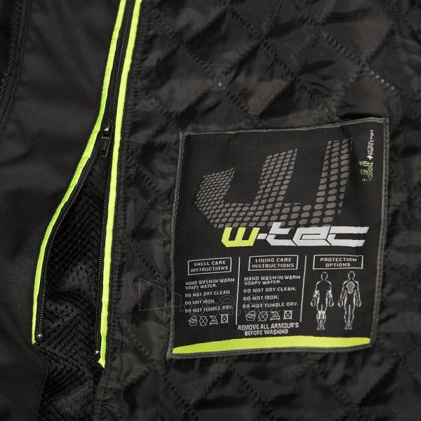 Motociklininko striukė W-TEC Cronus Paveikslėlis 7 iš 10 301251000032