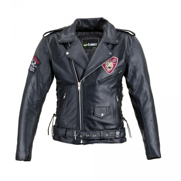 Motociklininko švarkas W-TEC Black Heart Perfectis Paveikslėlis 1 iš 9 310820218015