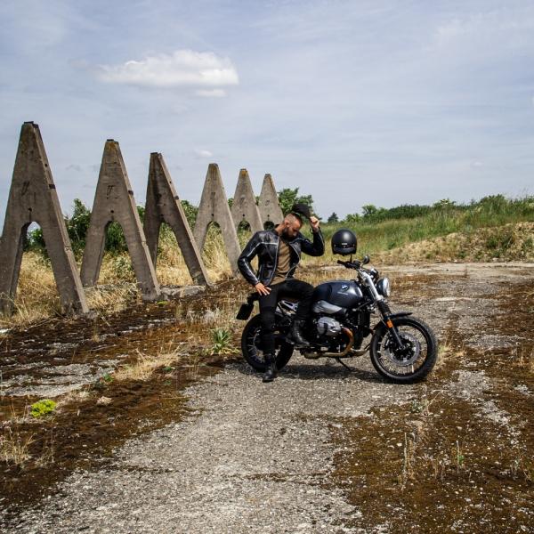 Motociklininko švarkas W-TEC Mathal Paveikslėlis 3 iš 17 310820218022