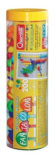 Mozaika Puzzle Quercetti 2490 Fanta Color no 4g. Paveikslėlis 1 iš 1 250710100210