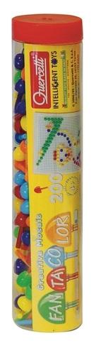 Mozaika Puzzle Quercetti 2492 Fanta Color no 4g. Paveikslėlis 1 iš 1 250710100211