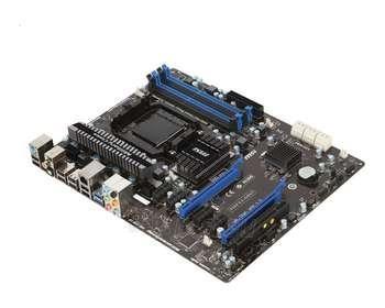 MSI 990FXA-GD65 AMD AM3+ ATX DDR3 Paveikslėlis 1 iš 1 250255051235