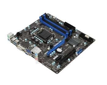 MSI S1155 B75 DDR3 SATA6 MATX Paveikslėlis 1 iš 1 250255050711