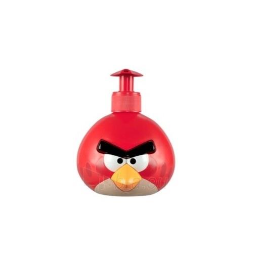Muilas EP Line Liquid hand soap Angry Birds Rio 3D Red 400 ml Paveikslėlis 1 iš 1 310820114778