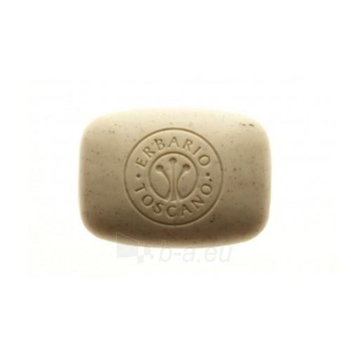 Muilas Erbario Toscano Exfoliating Organic Soap with Grape and Almond Oil Grape (Soap) 140 g Paveikslėlis 1 iš 1 310820107851