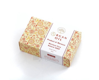 Muilas Oli-Oly Body soap with Argan oil 100 g Paveikslėlis 1 iš 1 310820107563