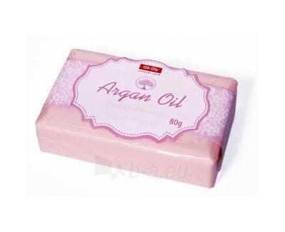 Muilas Oli-Oly Body soap with Argan oil 80 g Paveikslėlis 1 iš 1 310820107564