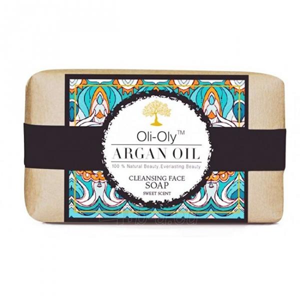 Muilas Oli-Oly Facial Soap with argan oil 50 g Paveikslėlis 1 iš 1 310820166928