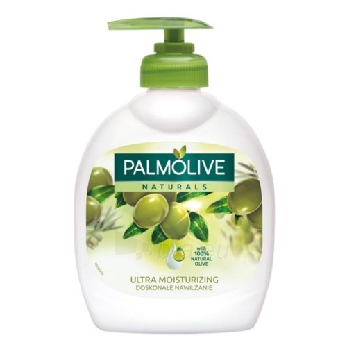 Muilas Palmolive Moisturizing liquid soap with extracts from olive Natura l s (Ultra Moisturizing With Olive Milk) - 500 ml Paveikslėlis 1 iš 1 310820114849