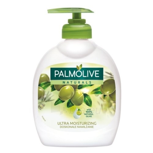 Muilas Palmolive Moisturizing liquid soap with extracts from olive Natura l s (Ultra Moisturizing With Olive Milk) - 300 ml Paveikslėlis 1 iš 1 310820114924