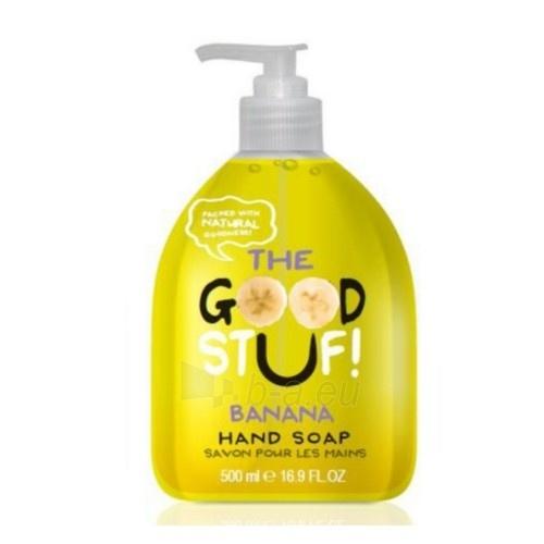 Muilas The Goodstuf (Banana Hand Wash) Liquid Hand Soap 500 ml Paveikslėlis 1 iš 1 310820114917