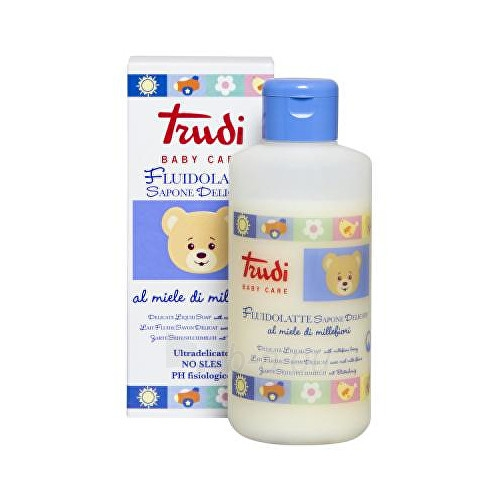 Muilas Trudi Gentle children´s liquid soap with flower honey - 250 ml Paveikslėlis 1 iš 1 310820114835