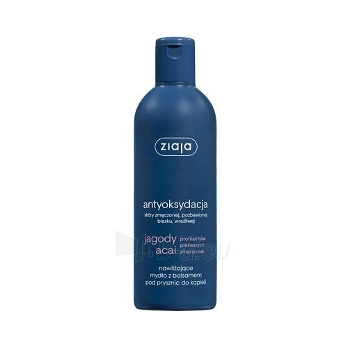 Muilas Ziaja Hydrating soap with Acai Berry 300 ml Paveikslėlis 1 iš 1 310820143576
