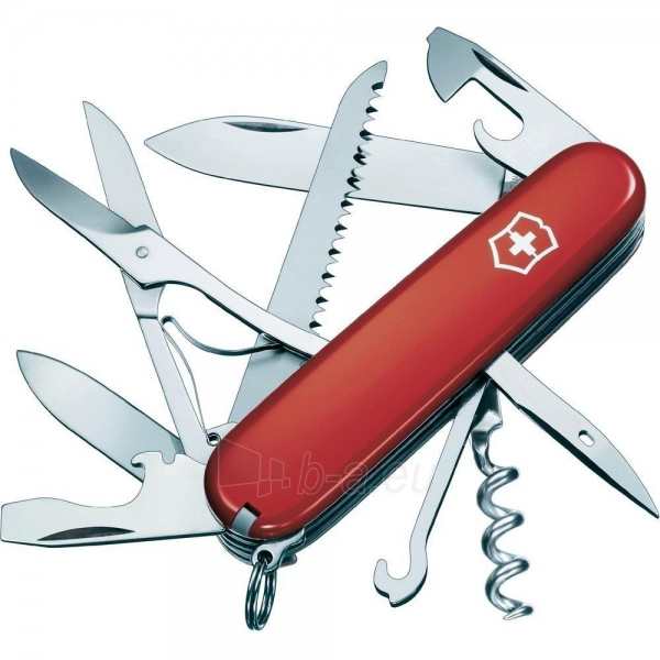 Multifunctional knife Victorinox Hunstamn 1.3713 Swiss Army Knife Paveikslėlis 1 iš 1 251550100203