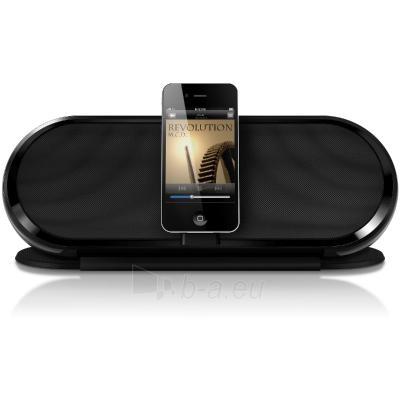 Muzikinis centras Philips Docking speaker DS7600 for iPod/iPhone Battery/AC powered Paveikslėlis 1 iš 3 250217000055