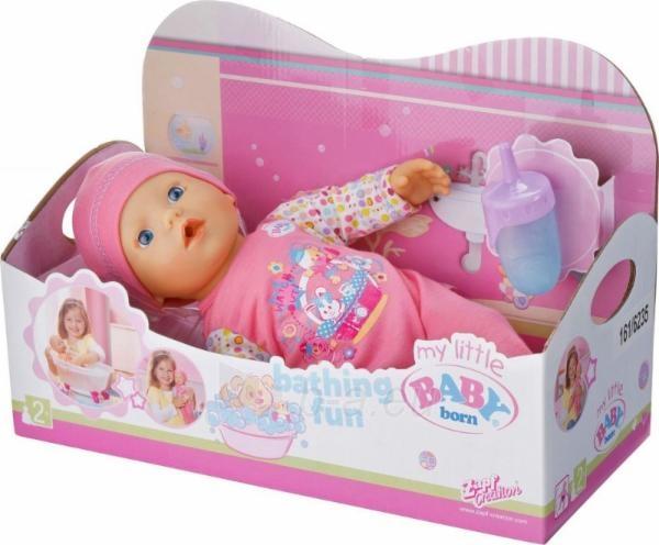 My Little BABY born 819722 32cm Paveikslėlis 1 iš 2 250710901235