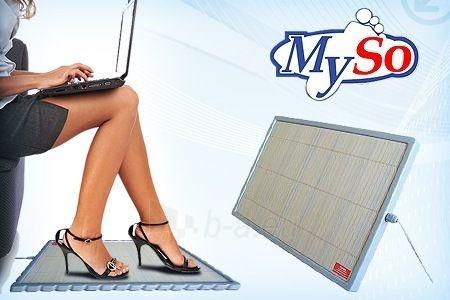 Myso pėdų šildytuvas Paveikslėlis 1 iš 1 310820039190