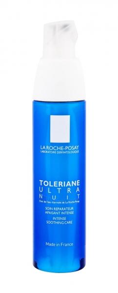 Naktinis jautrios odos kremas La Roche-Posay Toleriane Ultra 40ml Paveikslėlis 1 iš 1 310820224144