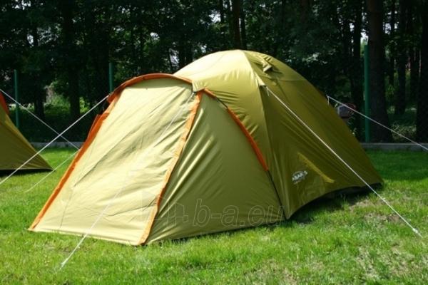 Namiot iglo z tropikiem Abarqs MALWA-4 - 4 osobowy Paveikslėlis 1 iš 1 310820041814