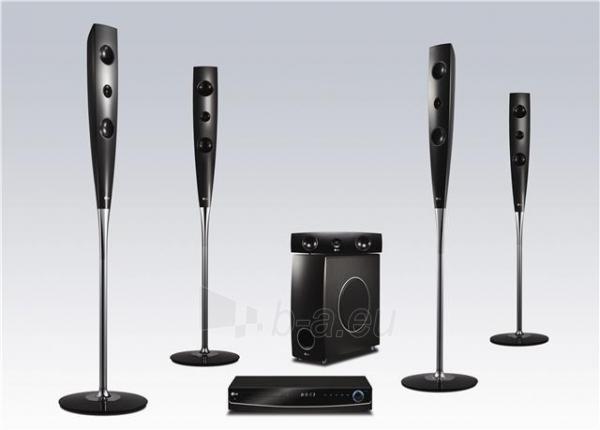 Home theater system LG HT762TZ, 5.1, 700 w Paveikslėlis 1 iš 1 250223000063