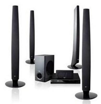 Mājas kinozāles sistēmas LG HT806TQ, 5.1, 850 w Paveikslėlis 1 iš 1 250223000011