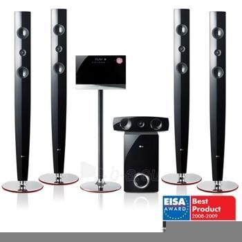Mājas kinozāles sistēmas LG HT953TV, 5.1, 1000 w Paveikslėlis 1 iš 1 250223000066